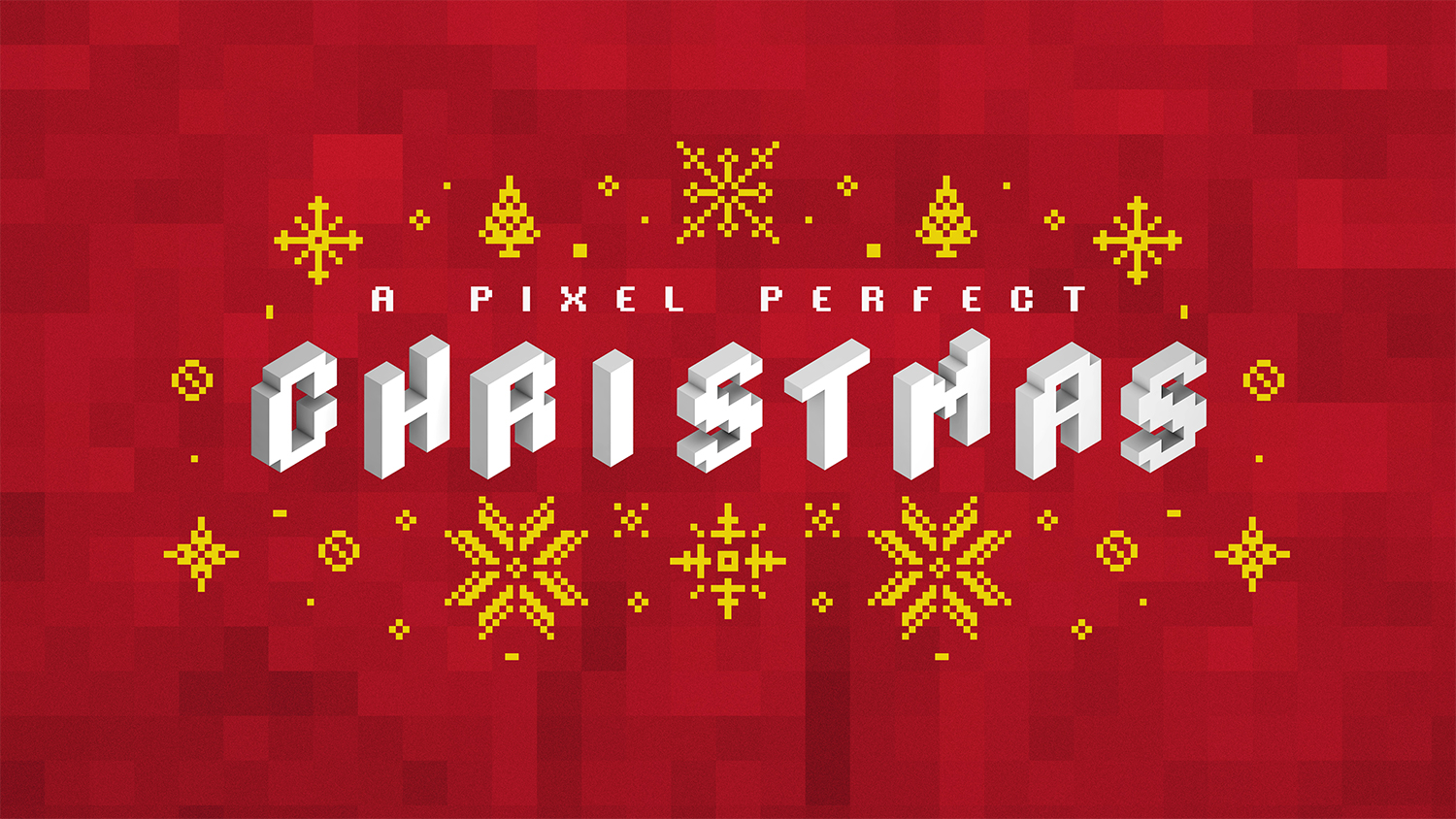 Pixel Perfect Christmas