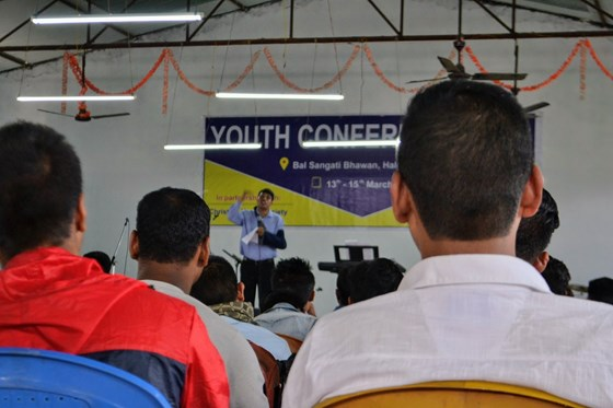 Youth Conference in Nepal