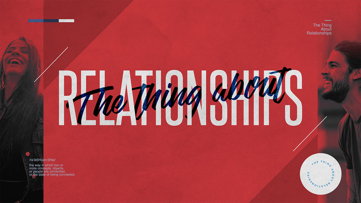 The Thing About Relationships