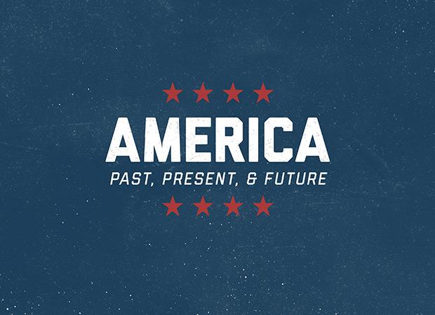 America: Past, Present, & Future