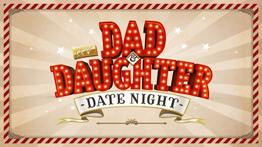 Dad & Daughter Date Night