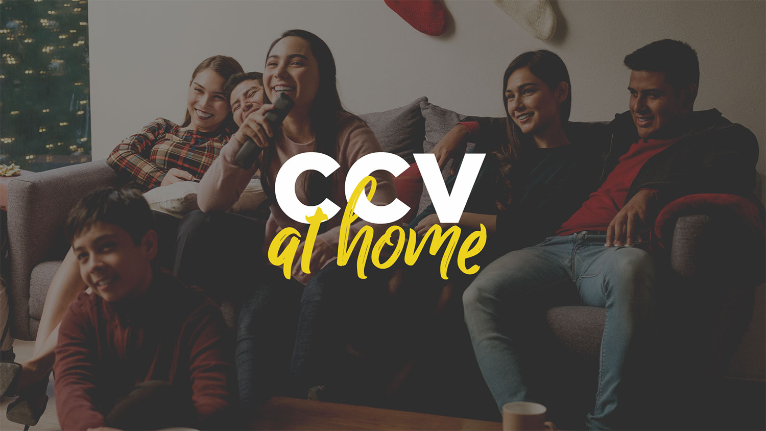 CCV at Home