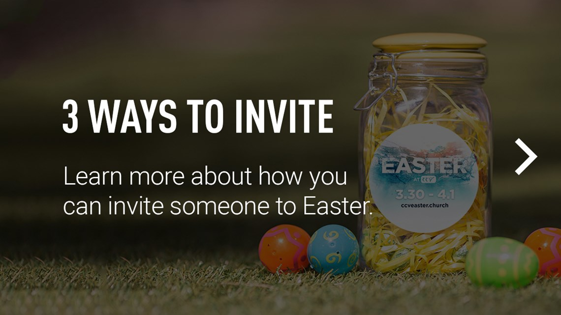 Invite a Friend to Easter
