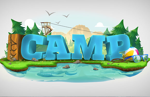 Summer Camp 2016- 4th-6th grade