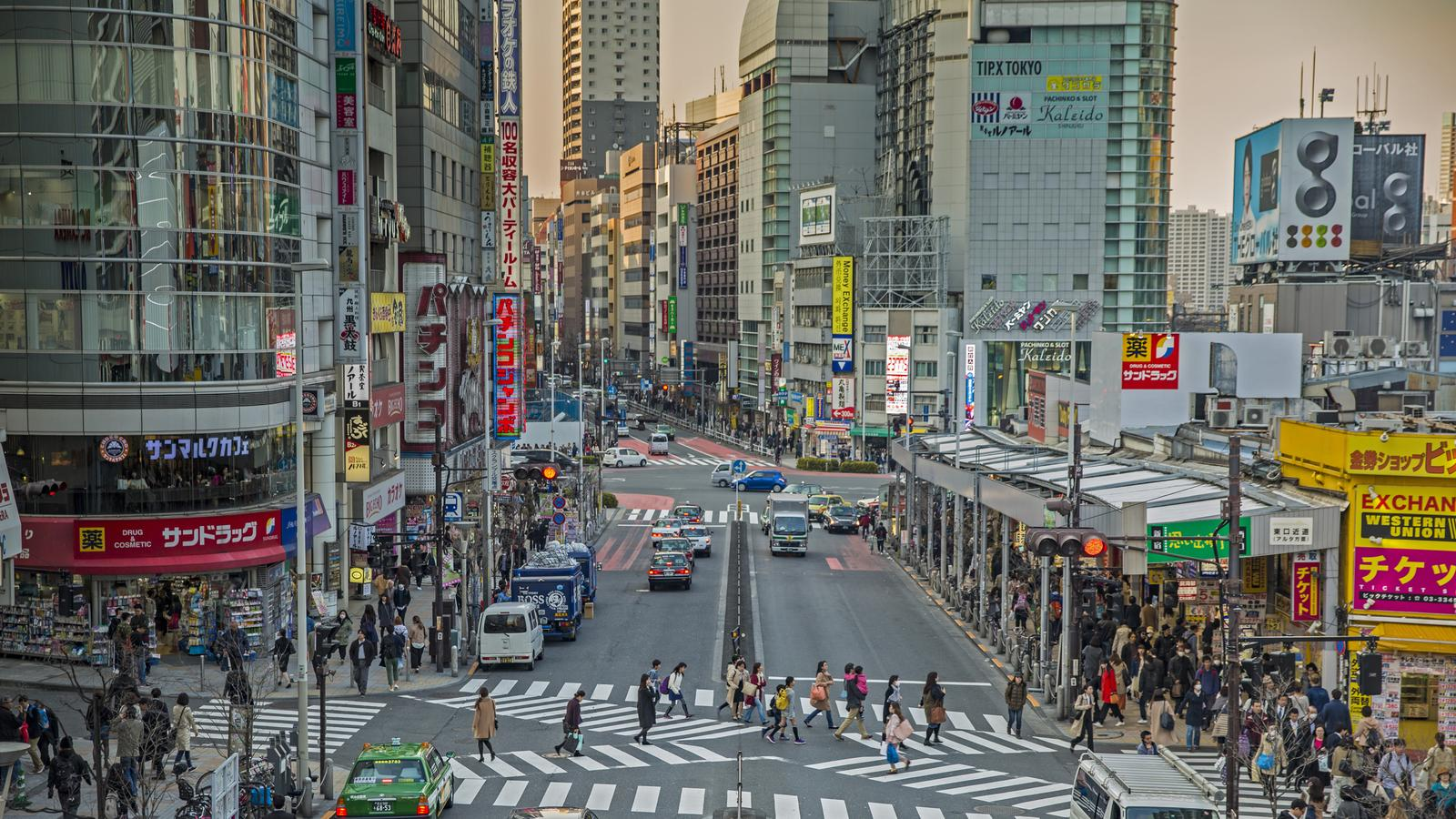 Church Growth in Japan